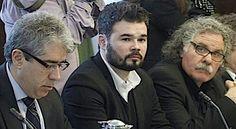 """ACN Madrid .- El portaveu d'ERC al Congrés dels Diputats, Gabriel Rufián, ha participat aquest dilluns a la nit al cicle de xerrades de la revista 'Mongolia' amb dirigents polítics i d'altres personatges de l'actualitat social i cultural. Malgrat la insistència d'un dels moderadors de l'acte de voler vincular ERC amb la Convergència de Jordi Pujol i carregar contra els republicans per l'acord amb CDC que va donar lloc a l'aliança de Junts pel Sí, Rufián ha admès que """"la Veneçuela d'ERC és…"""