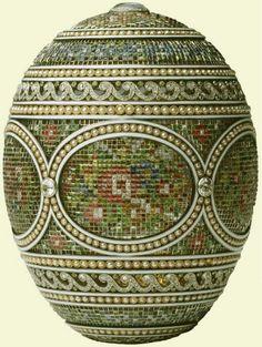 #Mosaic #Faberge #Egg