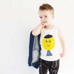 2017 hot 4color Bobo Choses Thumb glasses pattern Shirt Baby INS Cotton 4styles pattern Tees infant Girls Boys