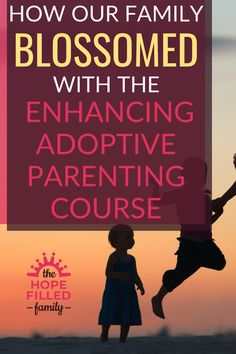 A breakdown of the Enhancing Adoptive Parenting (EAP) course, how it helped our family, and how it may be the right post-adoption support for your family too. Parenting Courses, Parenting Issues, Kids And Parenting, Parenting Hacks, Adoption Agencies, Foster Care Adoption, Foster Family, Adoptive Parents, Adopting A Child