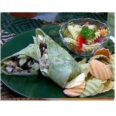 California Chicken Salad Wraps