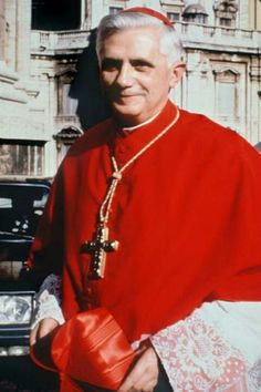 An anniversary for Papa Emerito - 36 years a Cardinal   On 27 June 1977 Paul VI made Archbishop Joseph Ratzinger of Munich and Freising a Cardinal.
