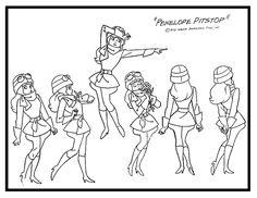 by Hanna-Barbera