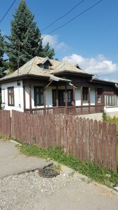 Casa traditionala Breaza Prahovva