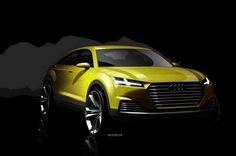 Audi TT off-road Concept, le immagini ufficiali -