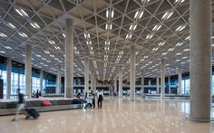The Cityscape Architectural Review Award went to Foster + Partners for the Queen Alia International Airport. Click here to view the development process.