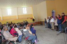 Landa de Matamoros, Qro. 27 de 2016.- De las 250 viviendas que se estarán entregando en el municipio, se realizó...