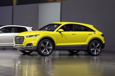 Audi TT offroad concept - Neuer Crossover  http://www.autotuning.de/audi-tt-offroad-concept-neuer-crossover/ Audi, Audi TT, concept, crossover, Konzept, offroad concept, Q