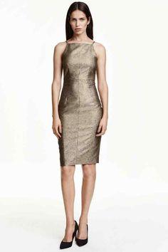 Mouwloze jurk   H&M