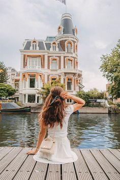 Top Fotospots Amsterdam Amsterdam, Teen Fashion, Creative, Beautiful, Instagram, Pictures, Teen Girl Fashion, Teenager Fashion