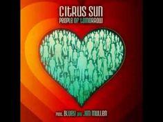 Citrus Sun - What Color Is Love