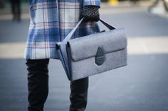 Best Street Style Shoes and Bags NY Fashion Week Fall 2014 ----  Get Up Close With Street Style's Best Accessories