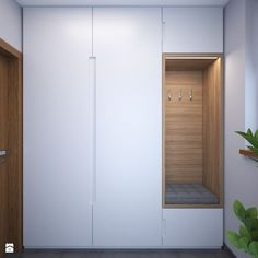 New Ideas Bedroom Wardrobe Design Entrance Hallway Decorating, Entryway Decor, Home Interior Design, Interior Architecture, Dressing Design, Bedroom Wardrobe, Hall Wardrobe, White Wardrobe, Hallway Storage