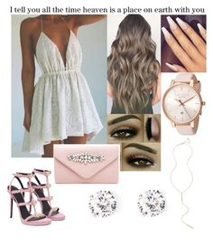 """""""#82"""" by mariangela06 ❤ liked on Polyvore featuring Ted Baker and Kendra Scott"""