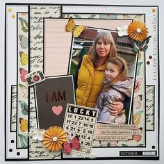 A first DT project from KarenC using the new I Am... collection from @simplestories_ ...#simplestories #scrapbookshop #scrapbooklayout #papercraft #scrapbooking #iam #ssiam