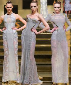 Versace Haute Couture Designers, Versace Fashion, Atelier Versace, Fashion Forward, Beautiful Dresses, Runway, Gowns, Catwalks, Formal Dresses