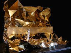 Golden Stage Sets