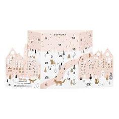 Winter Wonderland - Calendrier de l'Avent de SEPHORA COLLECTION sur Sephora.fr