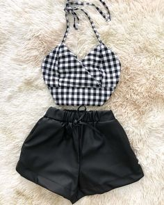 fall fashion trends that look beautiful Crop Top Outfits, Cute Casual Outfits, Cute Summer Outfits, Outfits For Teens, Teen Fashion, Love Fashion, Fashion Outfits, Fashion Trends, Fall Fashion