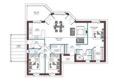 Les 43 meilleures images de Nos plans de maisons | Maison mca, Plan maison et Idee plan maison