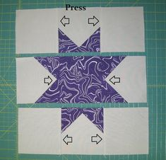 Happy Quilting: Sparkly Stars Quilt and Tutorial Star Quilt Patterns, Star Quilts, Quilt Blocks, Fat Quarter Shop, Christmas Crafts, Christmas Ideas, Square Quilt, Quilting, Stars