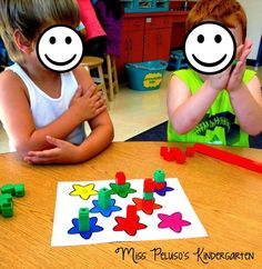 Hands on and super engaging number identification games for numbers 1-10. Your students will be begging to play!