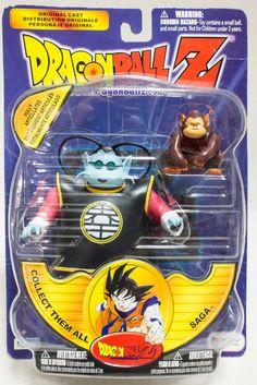Dragon Ball Z Kaio King Kai and Bubbles Figure Irwin FUNation ANIME