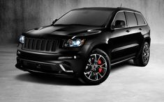 Wow. Jeep Grand Cherokee SRT8 Vapor Edition