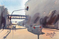 Michael Bennett, Painting, Art, Art Background, Painting Art, Kunst, Paintings, Performing Arts, Painted Canvas