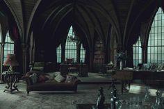 A gothic sitting room. [1800x1200]