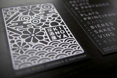 Brand Identity Works by Veronique Lafortune   Abduzeedo Design Inspiration
