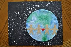 Earth Day is coming up on April 22, and there's no better way to celebrate than by brightening up the house with homemade earth-inspired crafts.