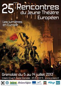 25e rencontres du jeune theatre europeen