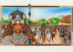 Five Kick Ass Female Warriors from African History  Kugali Blog