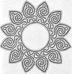 Фотография Filet Crochet, Irish Crochet, Crochet Lace, Bobbin Lace Patterns, Embroidery Patterns, Crochet Patterns, Bruges Lace, Romanian Lace, Lacemaking