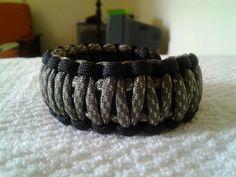 my king cobra weave paracord bracelet