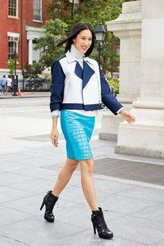 Eva Chen: Lucky Magazine
