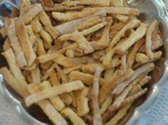 Receita de Palitos picantes de cebola - Show de Receitas