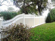 8 Best Bufftech Classic Vinyl Fence Images Picket Fences