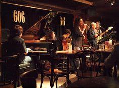606 Club Restaurant - jazz, chelsea