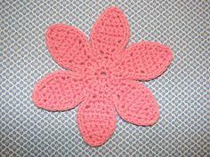 filihunkat: Hæklet blomster-DIY