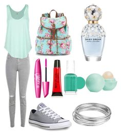 """Back to school outfit for middle school #1"" by shamya2003 on Polyvore"