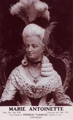 treasure for your pleasure: marie antoinette Louis Xvi, Roi Louis, Versailles, Bourbon, French Royalty, Wax Museum, French History, Sofia Coppola, Madame Tussauds
