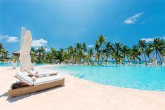 Beach Club at Eden Roc at Cap Cana - Punta Cana, Dominican Republic #travel