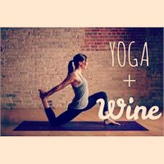 Join me for Vino & Vinyasa @ 5:30pm this Friday night at Inner Light Yoga Studios in Wauwatosa!   Running a Fun with Friends Special...so come with a bestie or bring a crew and everyone saves! www.innerlightyogastudios.com/workshops