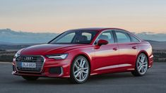 2019 Audi A6 debuts with looks and tech borrowed from the A7