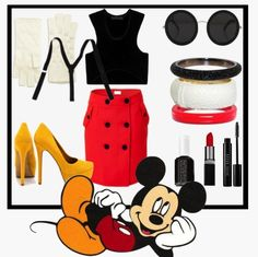 Mickey Mouse | Community Post: 8 DIY Disney Costumes