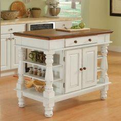 Home Styles Americana Kitchen Island Image