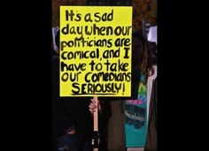 The Funniest Signs From The Rally To Restore Sanity And/Or Fear! (PHOTOS)