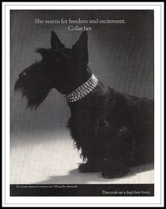 1986 DeBeers advertising